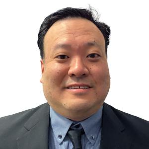 Eric Kawamoto, Ph.D., Senior Scientist